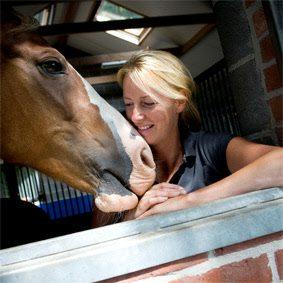 Stichting Manegepaarden Pensioenfonds - Tirza Brouwer